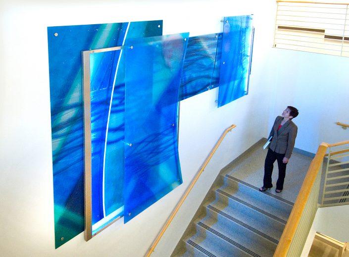 Faraway Nearby Art Glass David Griggs