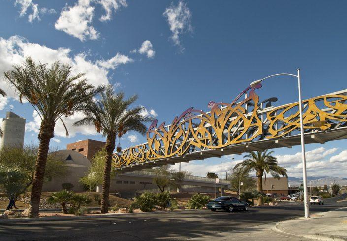 Las Vegas Arabesque Design by David Griggs