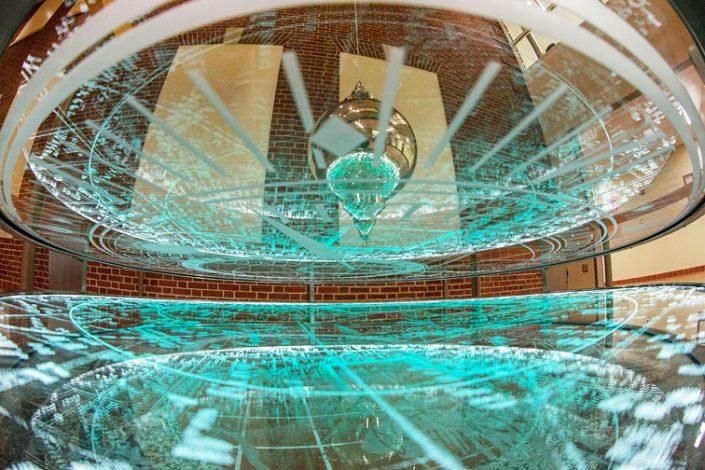 Kreger Foucault Pendulum Miami University