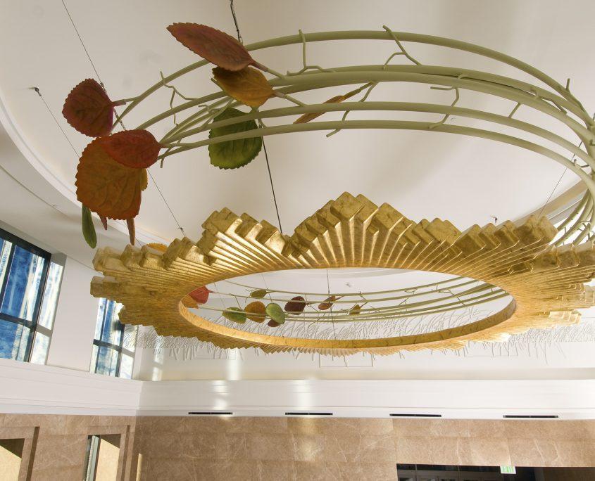 David Griggs Premise-David-Griggs Fiberglass Mobile Atrium